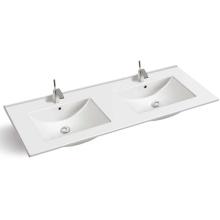 Wholesale home decoration sanitary ware  porcelain wedding cabinet basin for sale