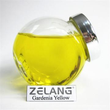Лучшая цена Природные пищевые красители Gardenia Yellow Colantant