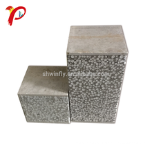 Building Materials Precast Saving Energy Fireproof Eps Cement Sandwich Wall Panel