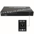 Prix le plus bas 10/100 / 1000Base-TX à 1000Base-FX 8 ports sfp et 2 Ports RJ45SFP Media Converter