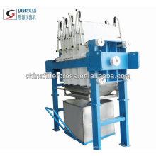 Х400 автоматической плиты давления фильтра рамки используются в стальных Шуги