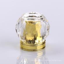 Tampão de garrafa plástico feito sob encomenda do perfume dos PP acrílicos