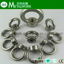 Galvanized Lifting Eye Nut