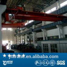 Atelier de manutention 20 tonnes Double poutre Overhead Crane en vente