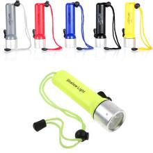 2016 Online-Shop BEST 200LM XPE LED Unterwasseratemgerät Unterwasser 100M Tauchen LED Taschenlampe 1X18650 Wasserdicht