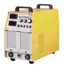 Máquina de soldadura de escudo de CO2 en MIG350g para la industria pesada