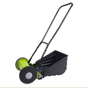 Manuale push reel mower professinal e facile operati