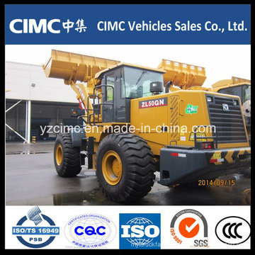 High Quality 5 Ton Front End Loader XCMG Zl50gn