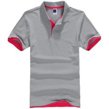 2014 Werbung Modische Feuchtigkeit Wicking Polo Shirts Großhandel