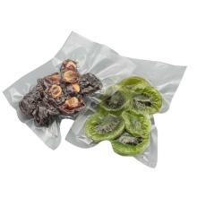 Bolsa de vacío de frutas secas / bolsa de vacío de alimentos / bolsa de vacío Transparance