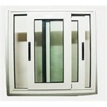 High Quality Hot Sale Vinyl PVC/UPVC Double Sliding Window