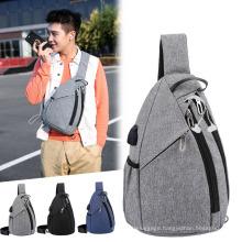 Chest Bag Outdoor Hiking Pack Traveling Range Travel Backpack Chest Sling Bag