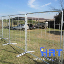 Temporary Fence for Protection