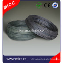 Nicrosil-Nisil (tipo N) fio desencapado termopar