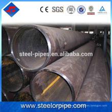 Innovación caliente producto de venta 2016 china lsaw welde de tubería de acero al carbono