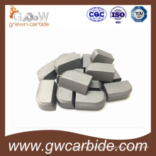 Special Shape and Size Brazed Tips of Tungsten Carbide