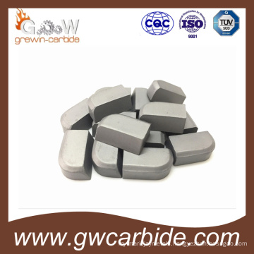 Tungsten Carbide Brazed Tips Yg6 Yg6X