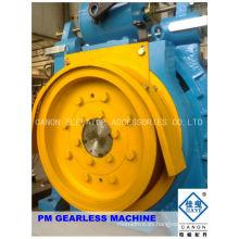 Máquina de ascensor Gearless síncronos de imán permanente de 450kg