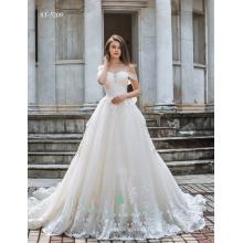 Imagens reais de lindos vestidos de noiva vestido de noiva vestido de noiva de luxo real 2017 vestidos de casamento vestidos de noiva