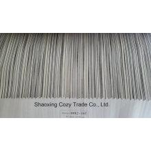 New Populäres Projekt Streifen Organza Voile Sheer Vorhang Stoff 0082105
