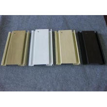 4ft Interior Wall Panels , Slatted Wall Panels For Sports E