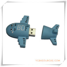 Presentes do promtional para USB Flash Ea04077 de prato