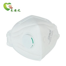 LAIANZHI brand 9102 Series Folding Disposable Mascarilla KN95 Non Woven with breathing Valve