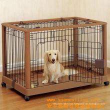 Gaiolas do cão soldada à venda
