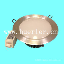 High quality ce&rohs approved DC12-24v AC100-240v aluminum 15w ceiling lighting for shopping mall