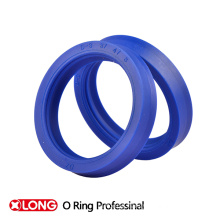 Ts16949 PU Blue Hydraulic Seals for Cylinders