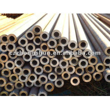 Tuyau en acier ERW ASTM A53 Gr B / Q235B / SS400 / SS490 / Q345
