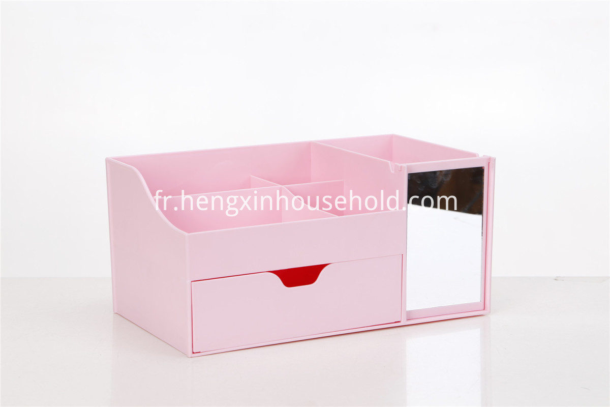 Plastic Makeup Box