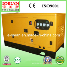 Gerador diesel silencioso / à prova de som de 15kVA ~ 1000kVA com o motor CUMMINS