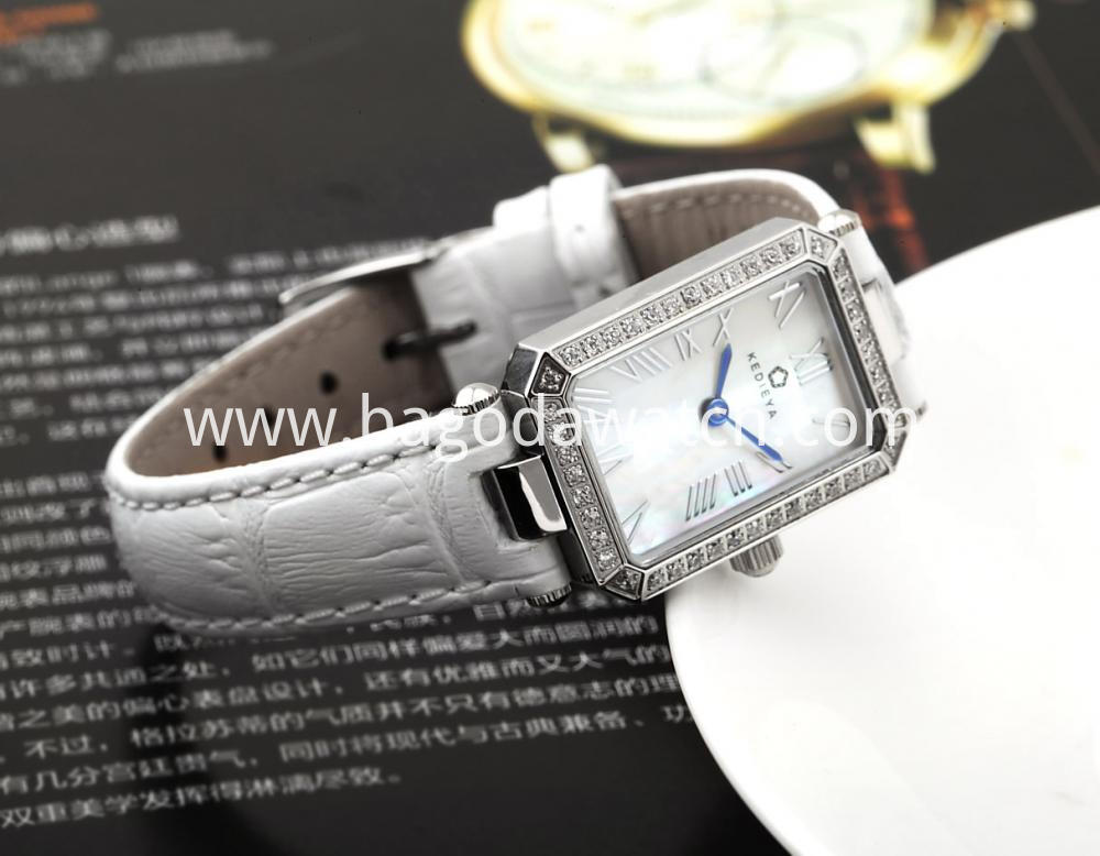 White Strap Watches