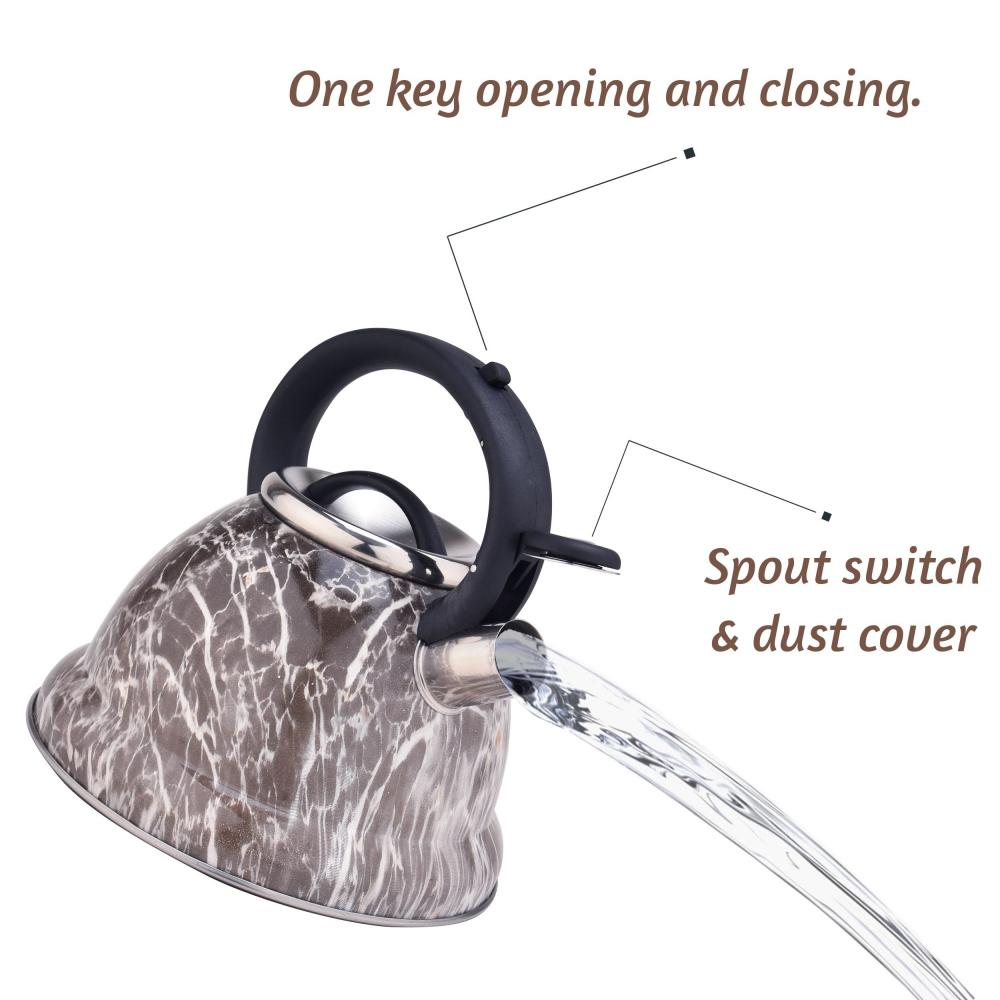 Whistle Device-Brown