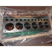 AZ1099010077 61560010095B 612600900034 Bloco de cilindros Howo