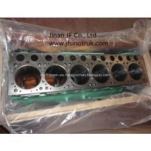 AZ1099010077 61560010095B 612600900034 Bloque de cilindro Howo