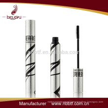 ES17-5 Sell well mascara tube fancy empty mascara tube silver aluminum mascara bottle                                                                         Quality Choice