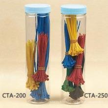 Serre-câbles de la série CTA (tube PE)