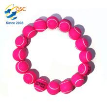 Promotionnel logo personnalisé bracelet en gel de silice Bracelet