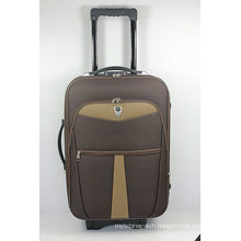 Shandong Silk Soft EVA Outside Trolley Travel Luggage Suitcase