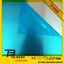 Blue film aluminum mirror reflective sheet