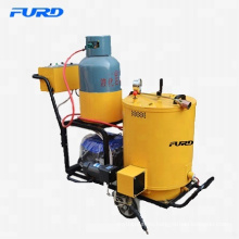 Máquinas manuales de sellado de grietas en carreteras de asfalto Máquina de sellado de carreteras de combustible líquido (FGF-60)