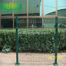 G.I.+Welded+Concrete+Reinforcement+Fence+Panel