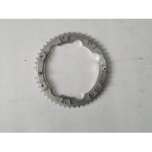 Aluminium Alloy A360 A380 ADC12 Die Casting for The Parts of Bicycle Toothed