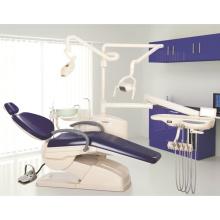 Стоматологическая установка Tj2688 E5 с тремя программируемыми позициями