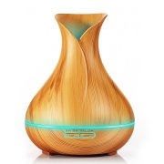 300ml Wooden Grain Essential Oil diffuser