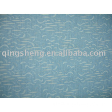 nylon/viscose jacquard winter garment fabric