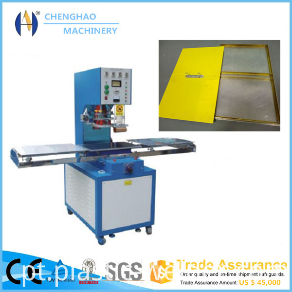 file folder welding machine