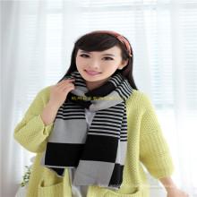 Горячая продажа новых моды Knit Шарф мануфактуры